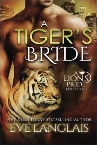 A Tiger's Bride (A Lion's Pride) (Volume 4) Review