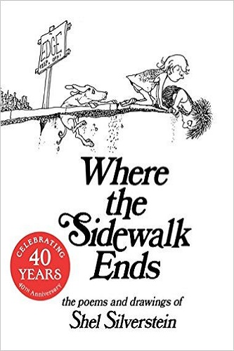 Where the Sidewalk Ends: Poems and Drawings Review