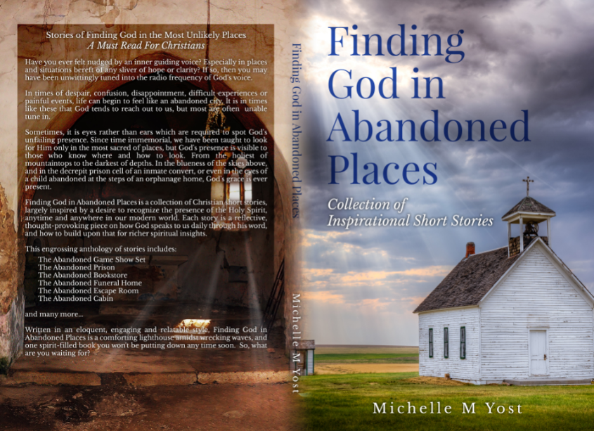 Finding GOD in Abandoned Places